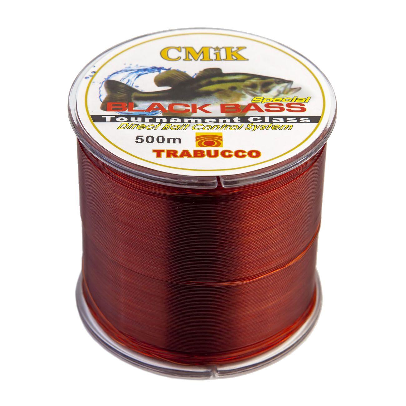 Linha Monofilamento 500mts CMIK (0,35mm - 11,3kg)  - Comprando & Pescando