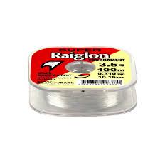 Linha Monofilamento Raiglon 100mts  - Comprando & Pescando