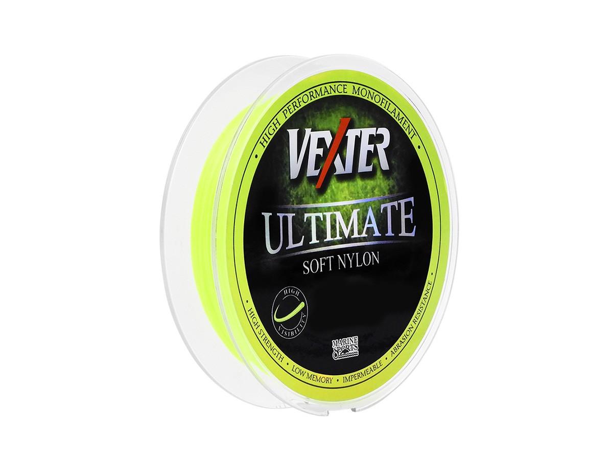 Linha Monofilamento Soft Vexter Ultimate 300m (Chartreuse)  - Comprando & Pescando