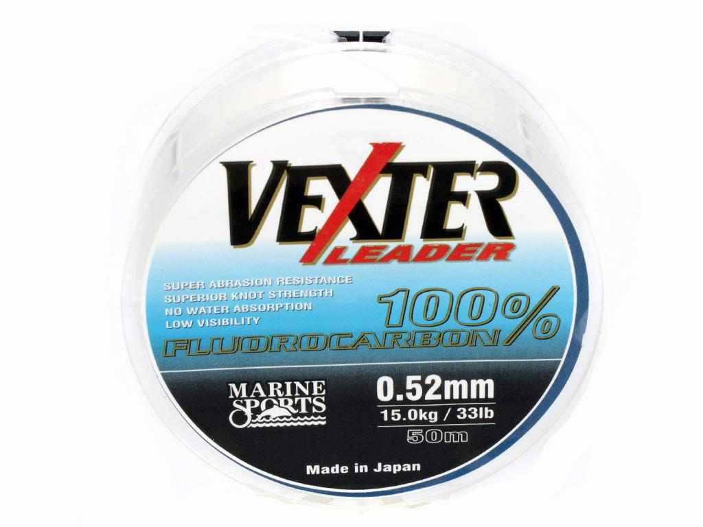 Linha Vexter Leader Fluorcarbono  - Comprando & Pescando