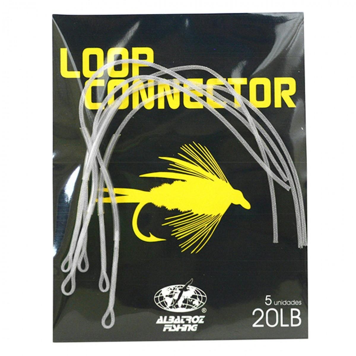Loop Conector Albatroz Pesca Fly  - Comprando & Pescando