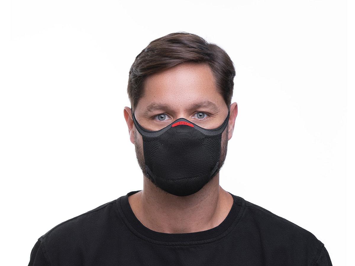 Máscara de Proteção Esportiva Knit Fiber  - Comprando & Pescando