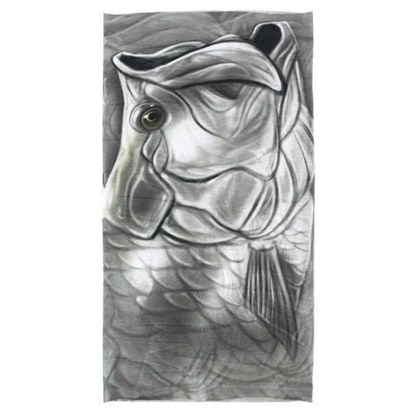 Máscara de Proteção Solar Albatroz Top Skin Fish  - Comprando & Pescando