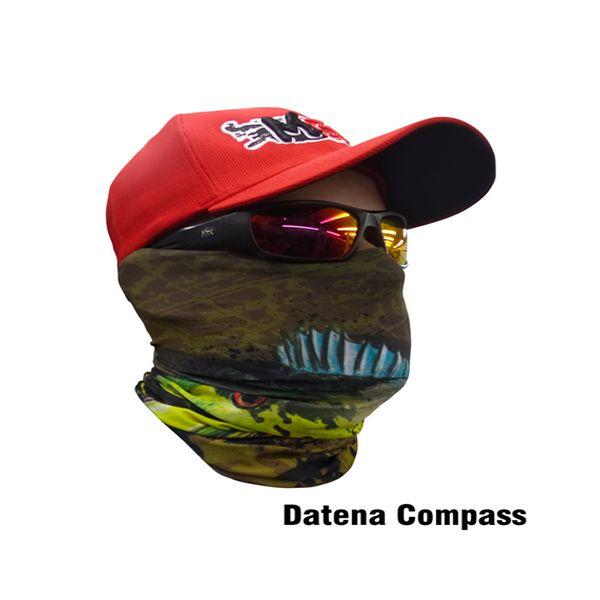 Máscara de Proteção Solar Monster3x (Coleção Joel Datena)  - Comprando & Pescando