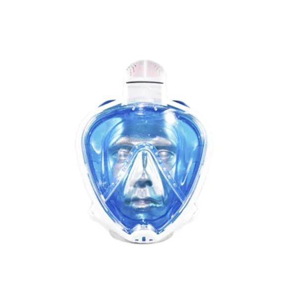 0a5c675f9 Máscara Integrada Full Face Odyssey Mormaii - Comprando & Pescando ...