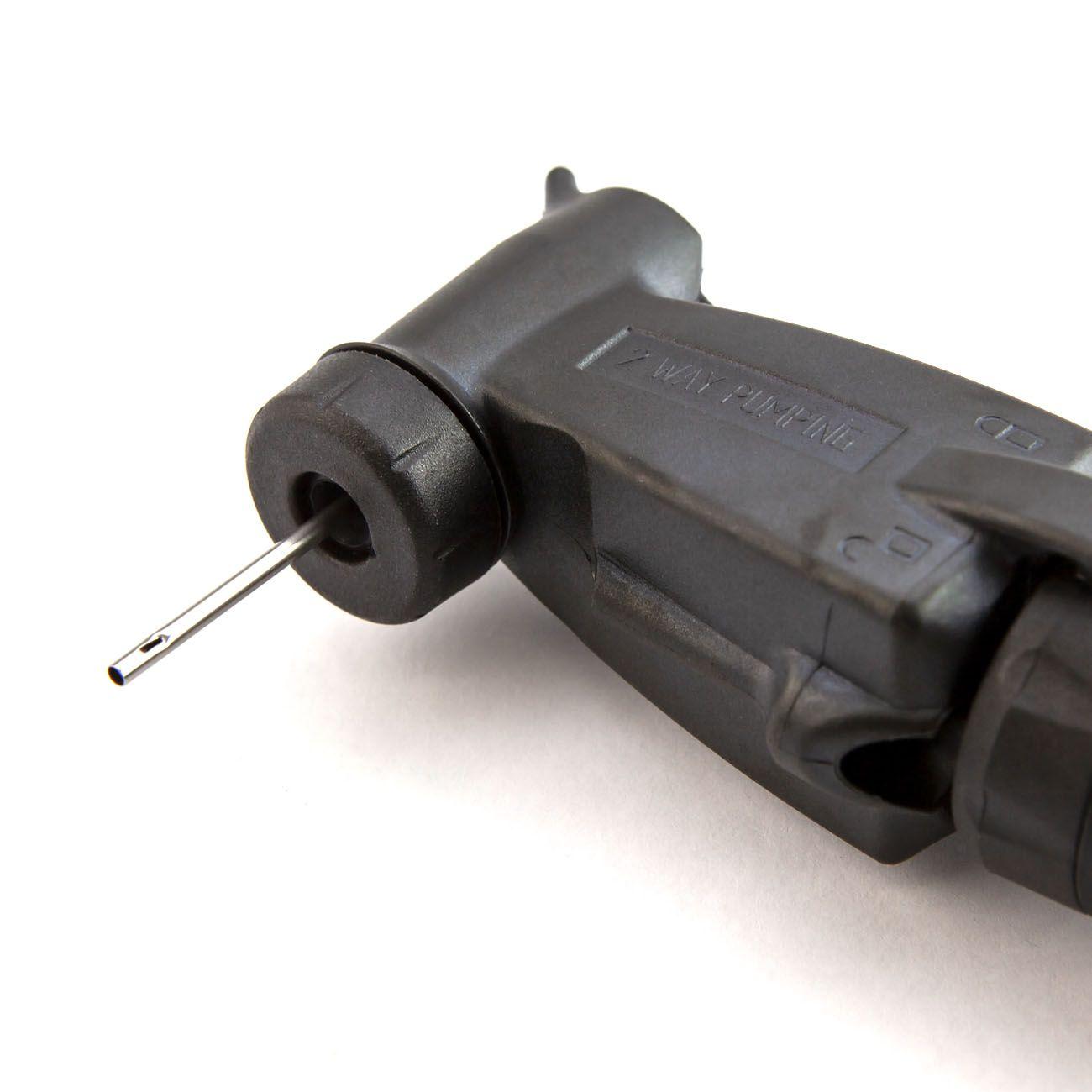 Mini Bomba de Ar WS-283 + Kit Reparo Pneu Bike SF-230  - Comprando & Pescando