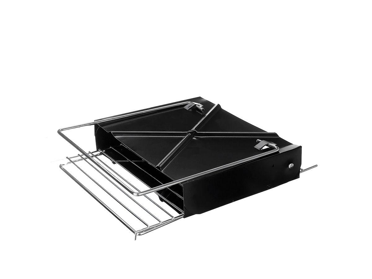 Mini Churrasqueira Portátil Albatroz SKL-001  - Comprando & Pescando