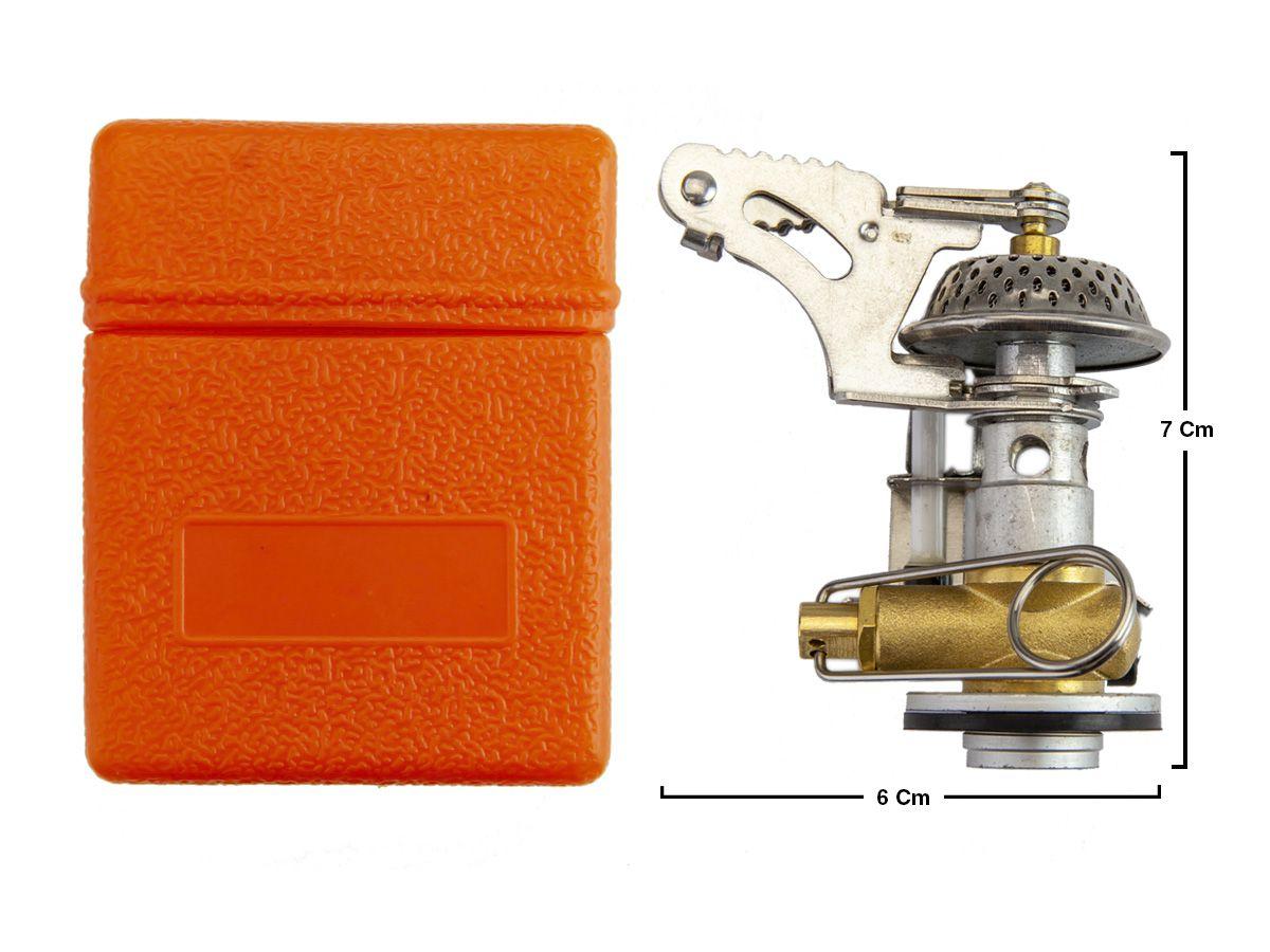 Mini Fogareiro Compacto XL-10  - Comprando & Pescando