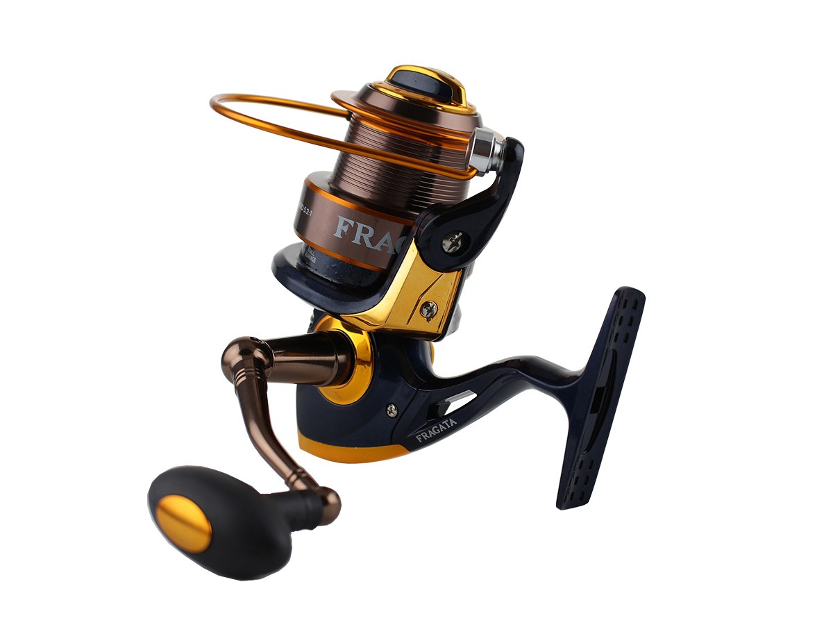 Molinete Albatroz Fragata 6000  - Comprando & Pescando