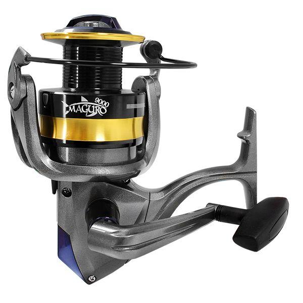 Molinete Albatroz Maguro 10000  - Comprando & Pescando