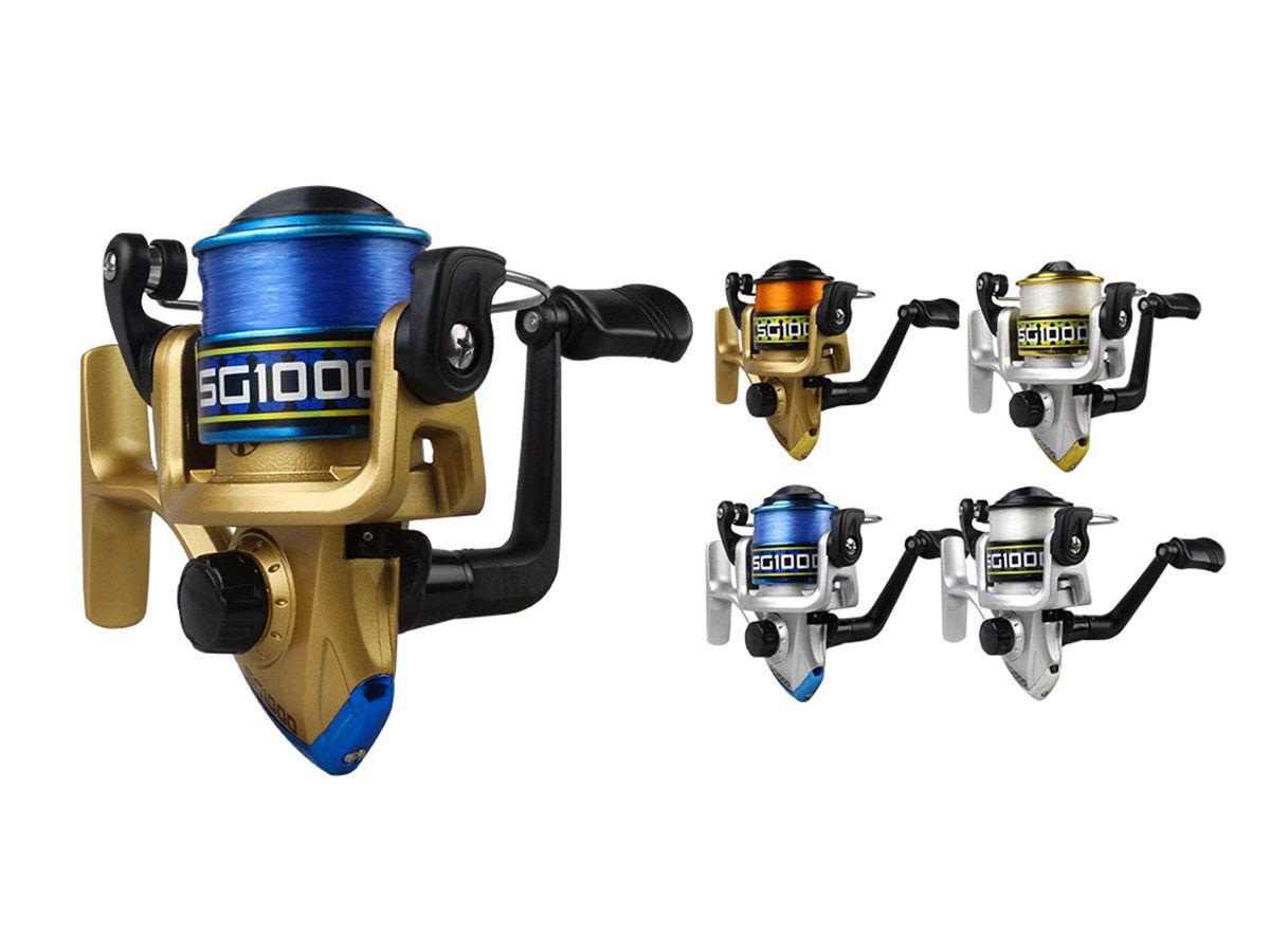 Molinete Albatroz SG1000 (1 Rolamento)  - Comprando & Pescando