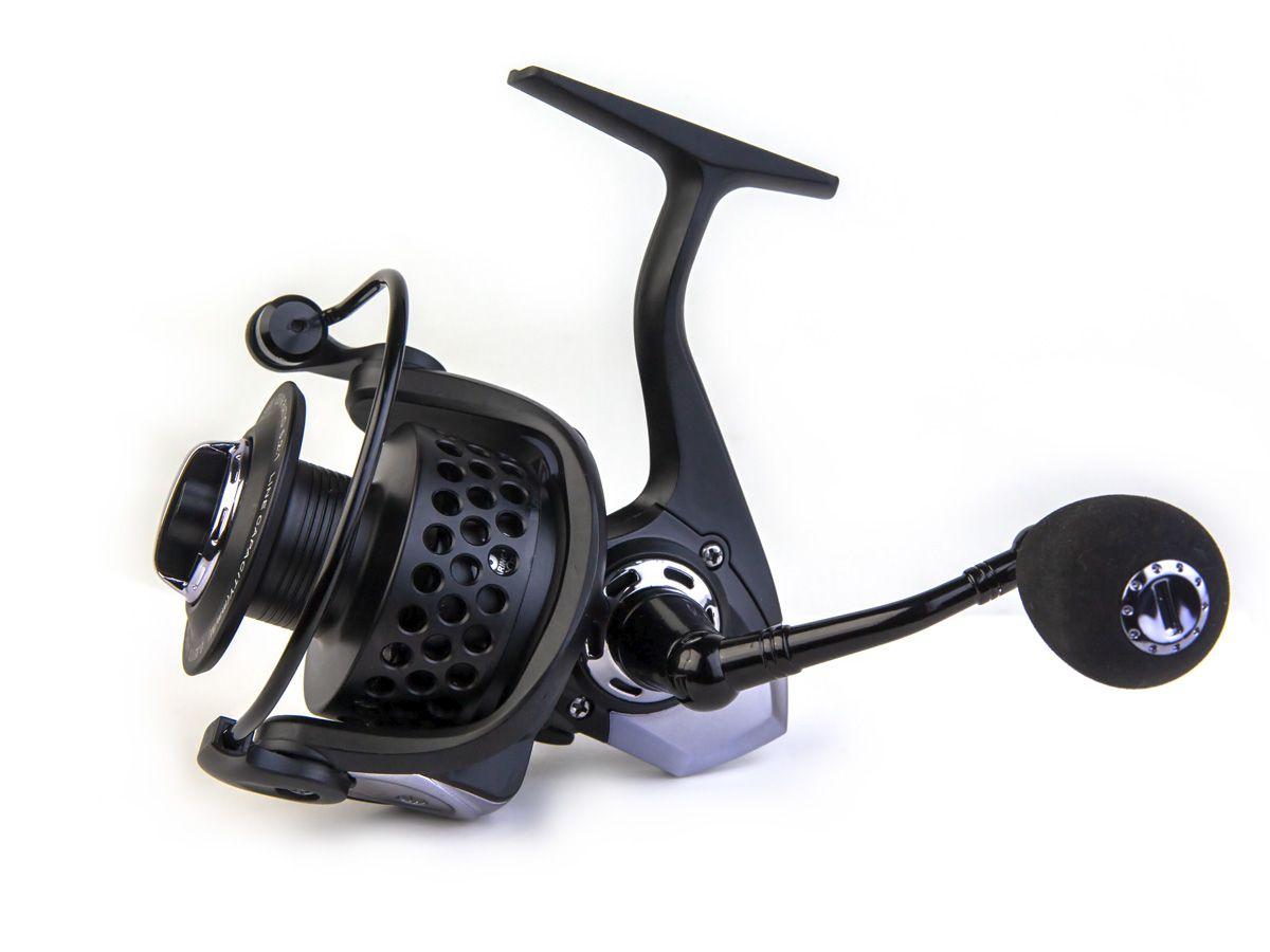 Molinete Best King Bkk6000 Alumínio - 14 Rolamentos  - Comprando & Pescando