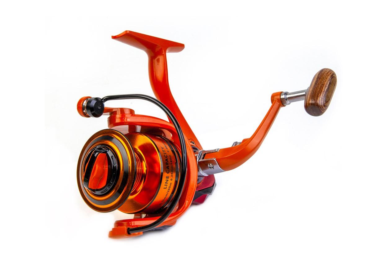 Molinete Debao BF2000 Alumínio - 11 Rolamentos  - Comprando & Pescando