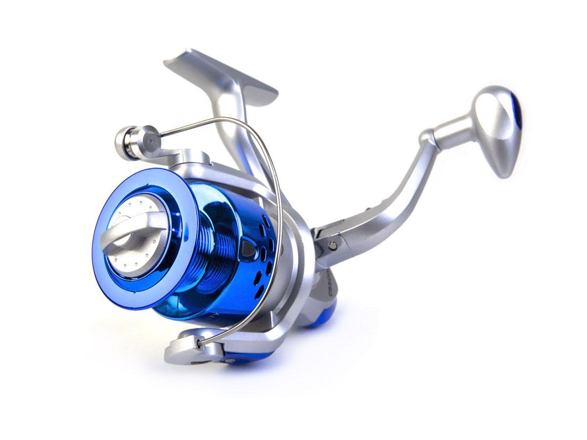 Molinete Debao CS4000 - 8 Rolamentos  - Comprando & Pescando