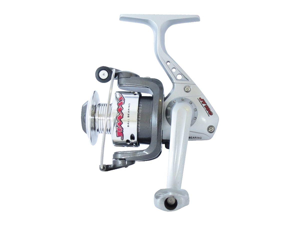 Molinete Marine Sports Jimmy JY-100 (com linha)  - Comprando & Pescando