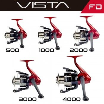 Molinete Neo Plus Vista 2000FD  - Comprando & Pescando