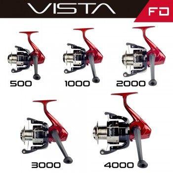 Molinete Neo Plus Vista 4000FD  - Comprando & Pescando