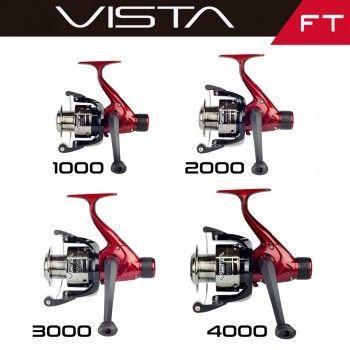 Molinete Neo Plus Vista 4000FT  - Comprando & Pescando