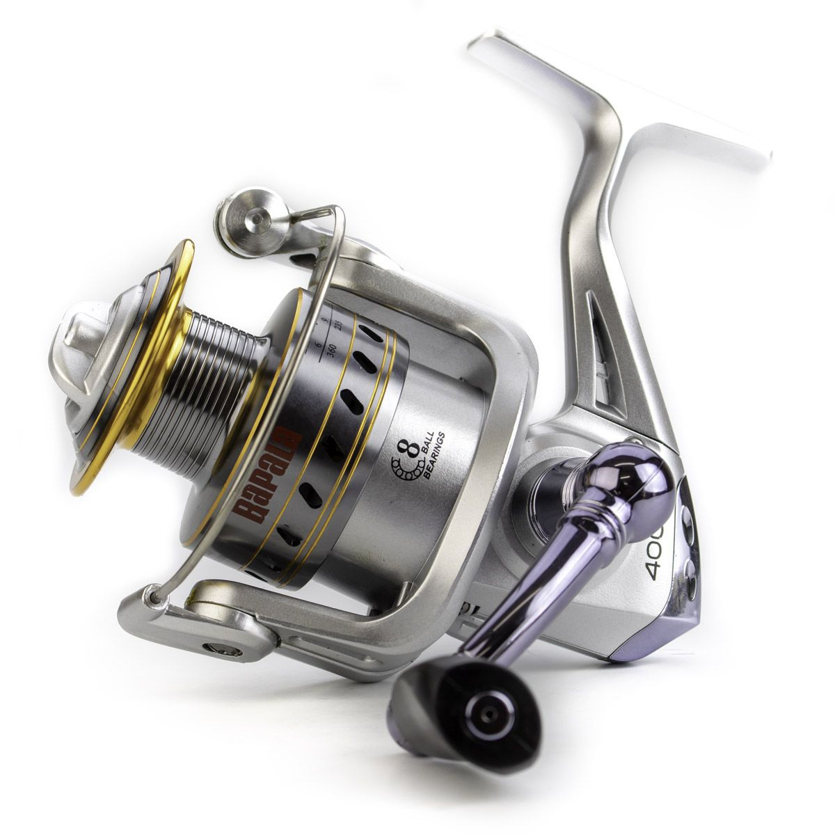 Molinete Rapala Corux 3000  - Comprando & Pescando
