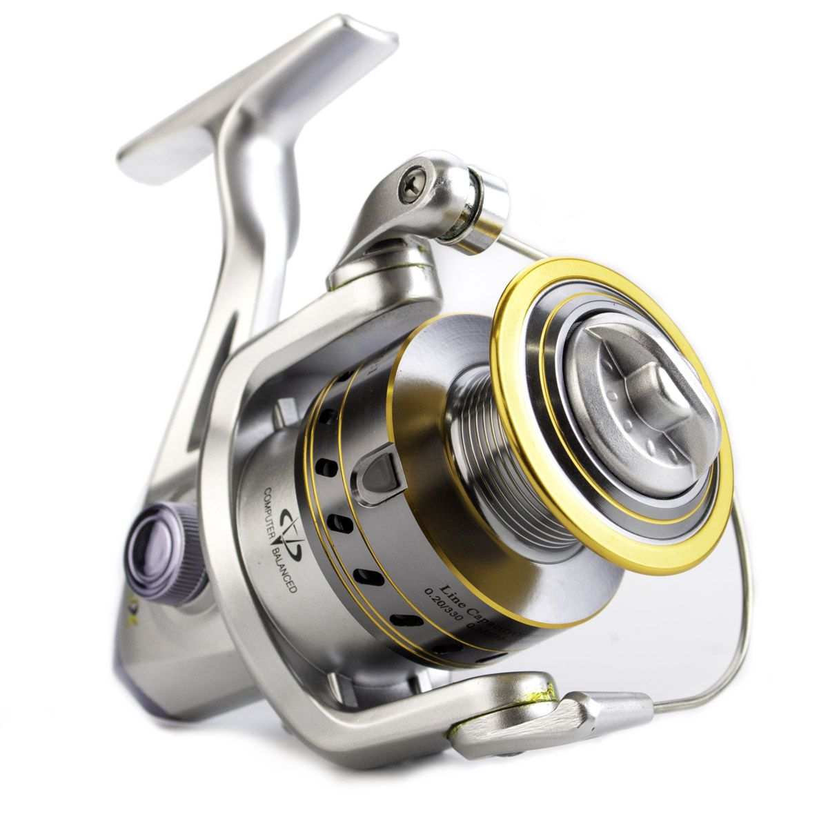 Molinete Rapala Corux 4000  - Comprando & Pescando