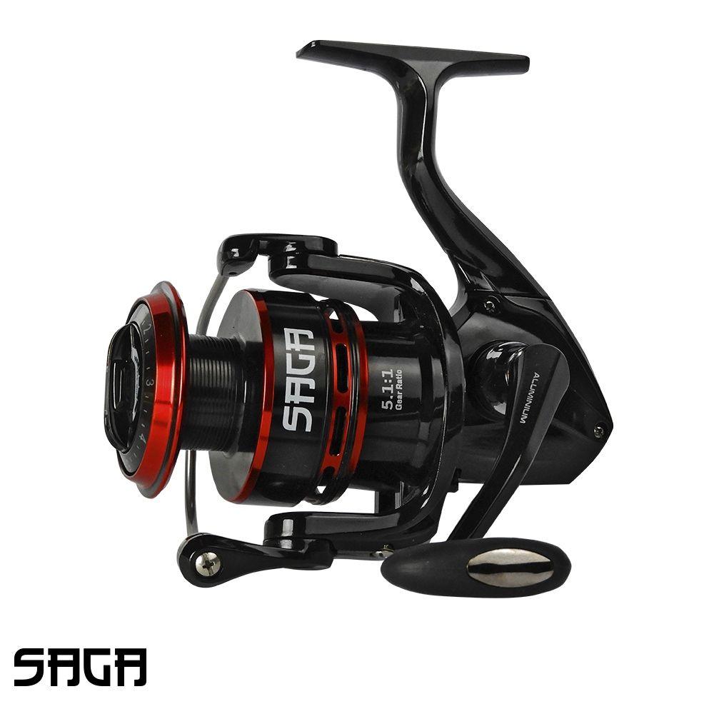 Molinete Saga 4000 Marine Sports  - Comprando & Pescando