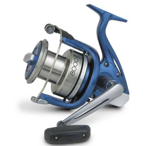 Molinete Shimano Aerlex 8000 XSA  - Comprando & Pescando