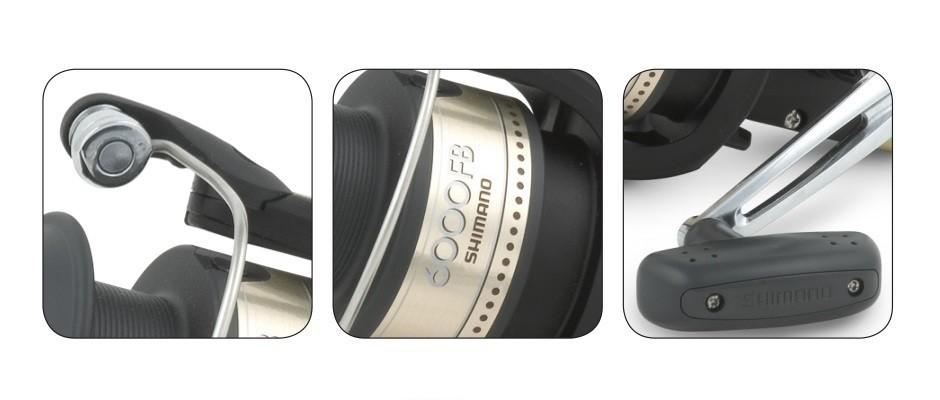 Molinete Shimano Hyperloop 6000FB  - Comprando & Pescando