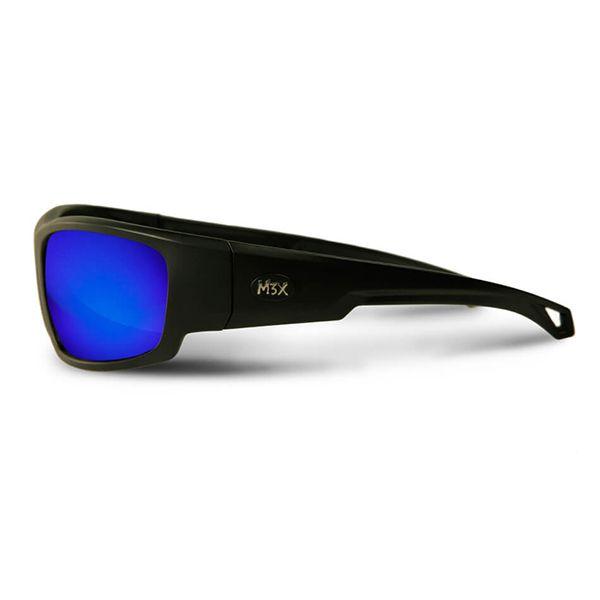 Óculos Polarizado Black Monster Lente Azul  - Comprando & Pescando