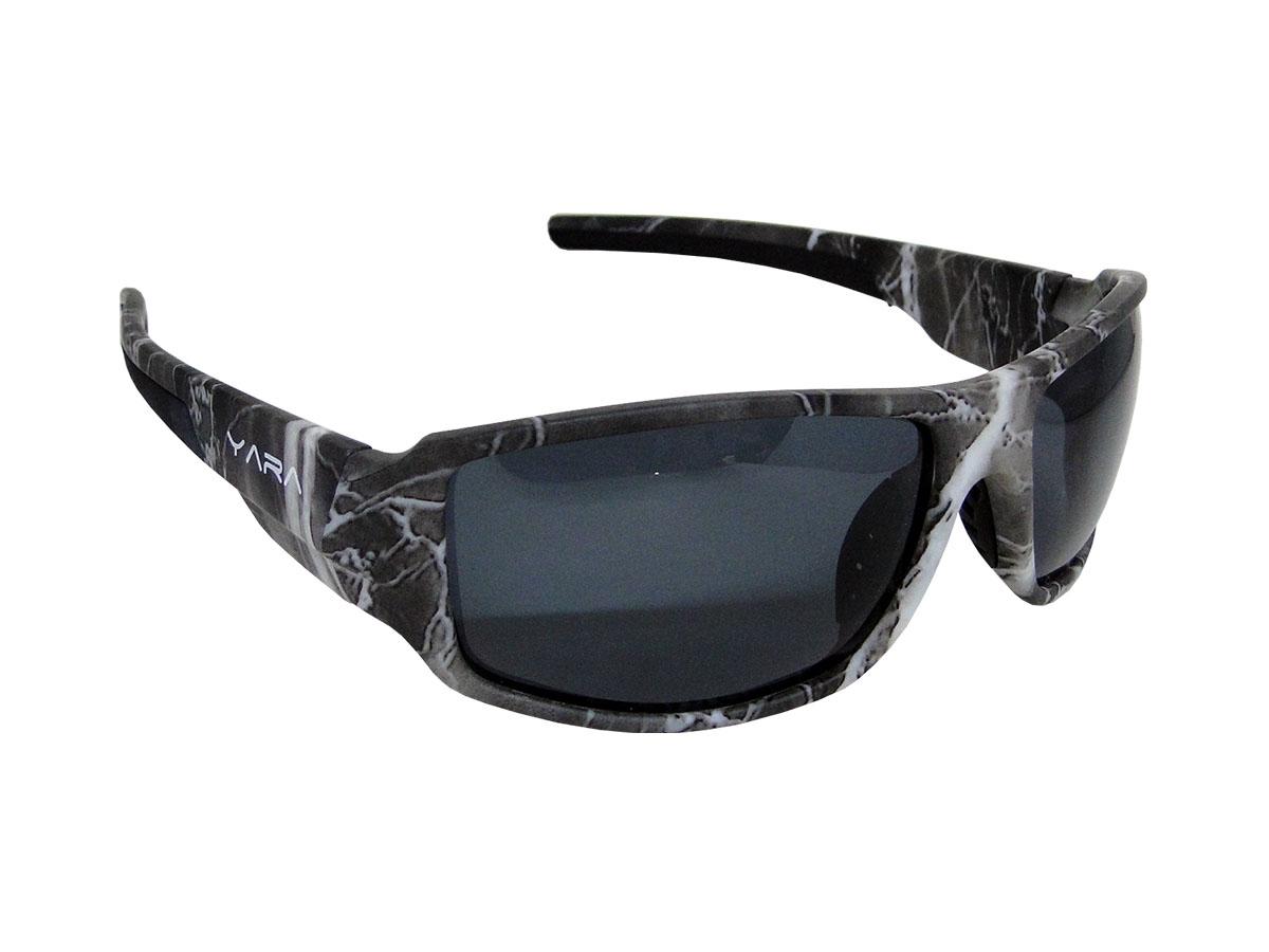 Óculos Yara Polarizado Dark Vision 01351 - Lente Smoke  - Comprando & Pescando