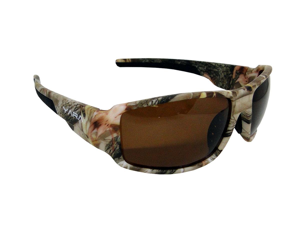 Óculos Yara Polarizado Dark Vision 01352 - Lente Marrom  - Comprando & Pescando