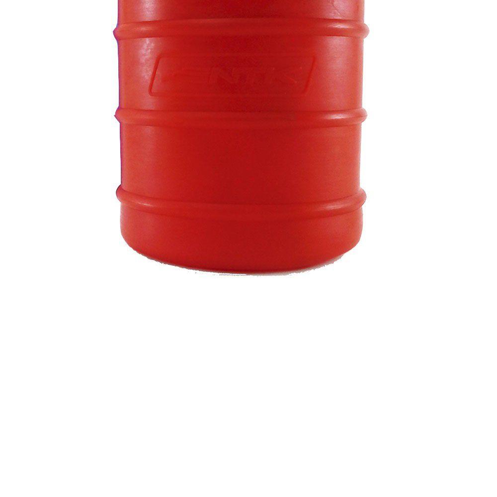 Porta Lata NTK Barril (Vermelho ou Azul)  - Comprando & Pescando