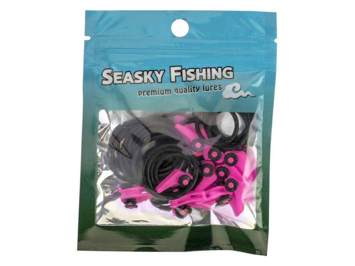 Prendedor de Garatéia Seasky Fishing (Várias Cores)  - Comprando & Pescando