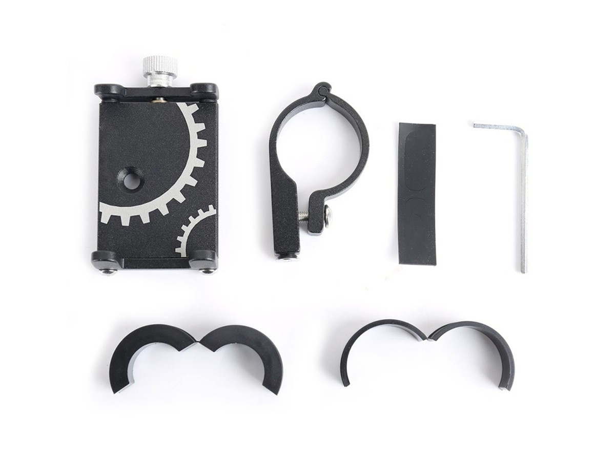 Suporte Celular Alumínio para Bike ou Moto JY-7591  - Comprando & Pescando
