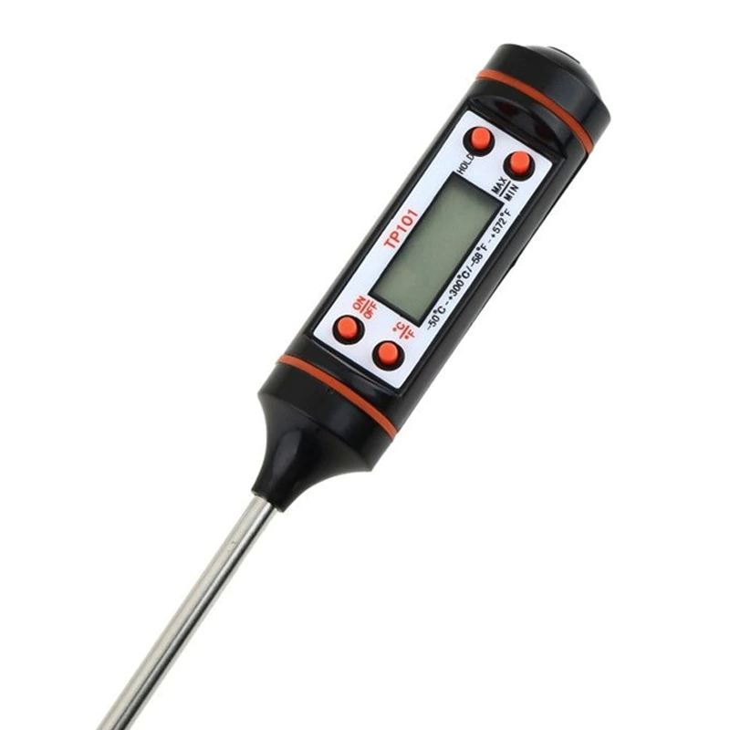 Termômetro Digital Culinário Tipo Espeto  - Comprando & Pescando