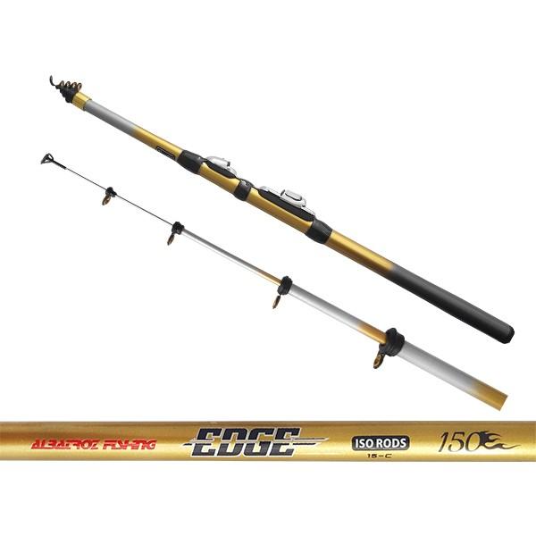 Vara Albatroz Telescópica Edge 1,50mts (Ultra Light)  - Comprando & Pescando