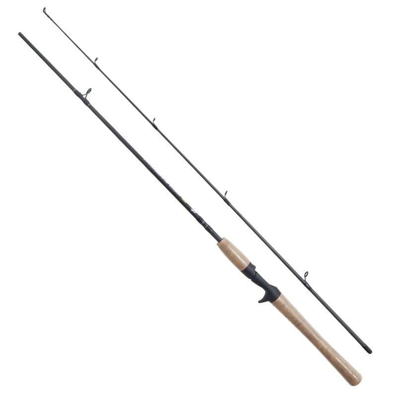 Vara Carretilha Albatroz Pro Staff (1,80mt / 8-17lbs) 2 partes  - Comprando & Pescando