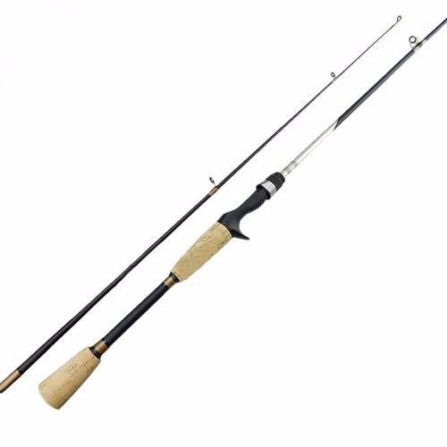 Vara Carretilha Albatroz Topaz 562 (1,68mt / 6-12lbs) 2 Partes   - Comprando & Pescando