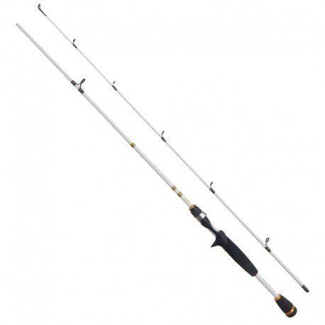 Vara Carretilha Albatroz Viper (1,68mts / 6-14lbs) 2 partes  - Comprando & Pescando