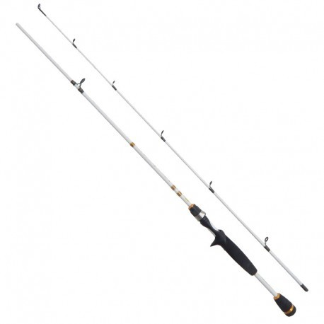 Vara Carretilha Albatroz Viper I (1,80mts / 8-17lbs) 2 partes  - Comprando & Pescando