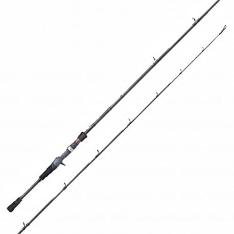 Vara Carretilha Daiwa Laguna 562 (1,68 mts / 12-25lbs ) 2 partes  - Comprando & Pescando