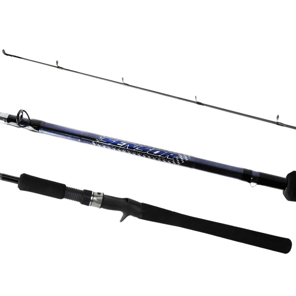 Vara Carretilha Marine Sports Sensor ( 1,83 / 10-25lbs)  - Comprando & Pescando