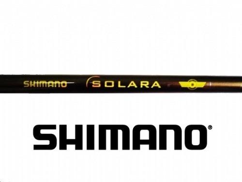 Vara Carretilha Shimano Solara 6-15lbs 6