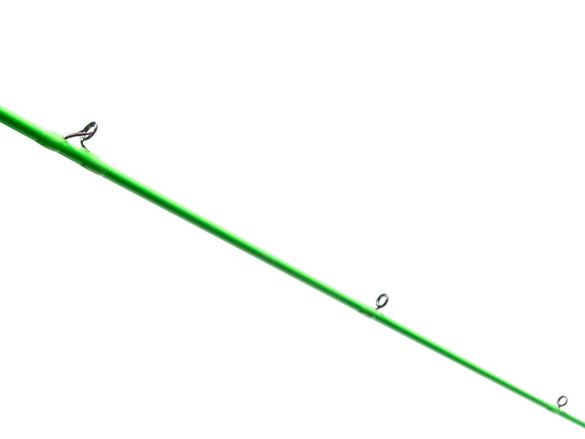 Vara p/ Carretilha Daisen Midori MI-C12 631 F-L 12Lb 6`3 (1,91mt) Inteiriça  - Comprando & Pescando