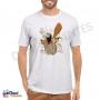 Camiseta Capitão Caverna