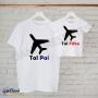Camiseta Tal Pai, Tal Filho(a) - Aviação