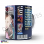 Caneca Culture Club - Capa do Disco Color by Numbers