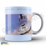 Caneca Dire Straits - Capa do Disco Brothers in Arms