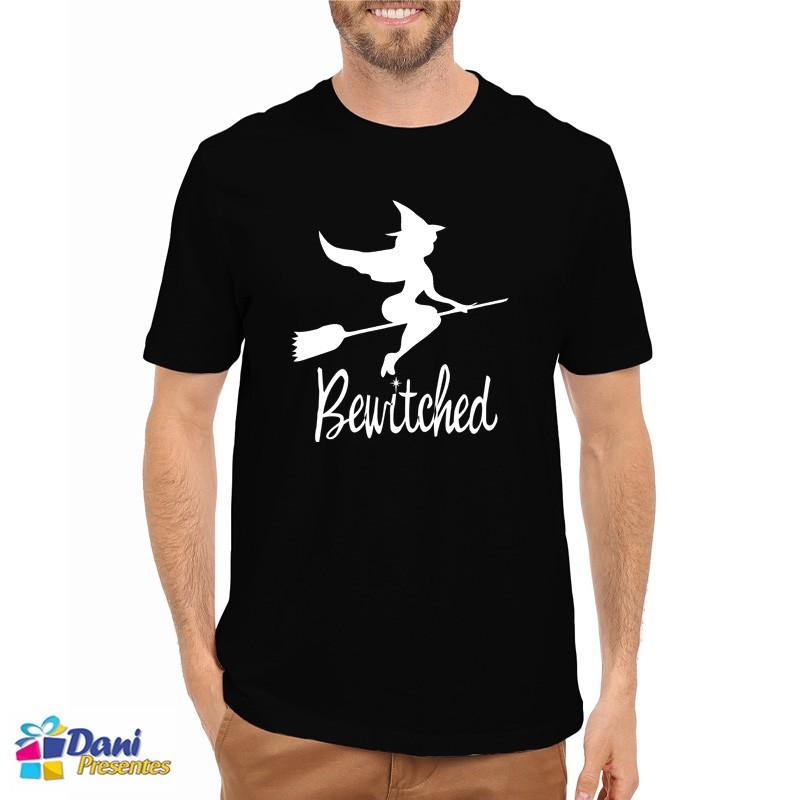 Camiseta A Feiticeira - Preta