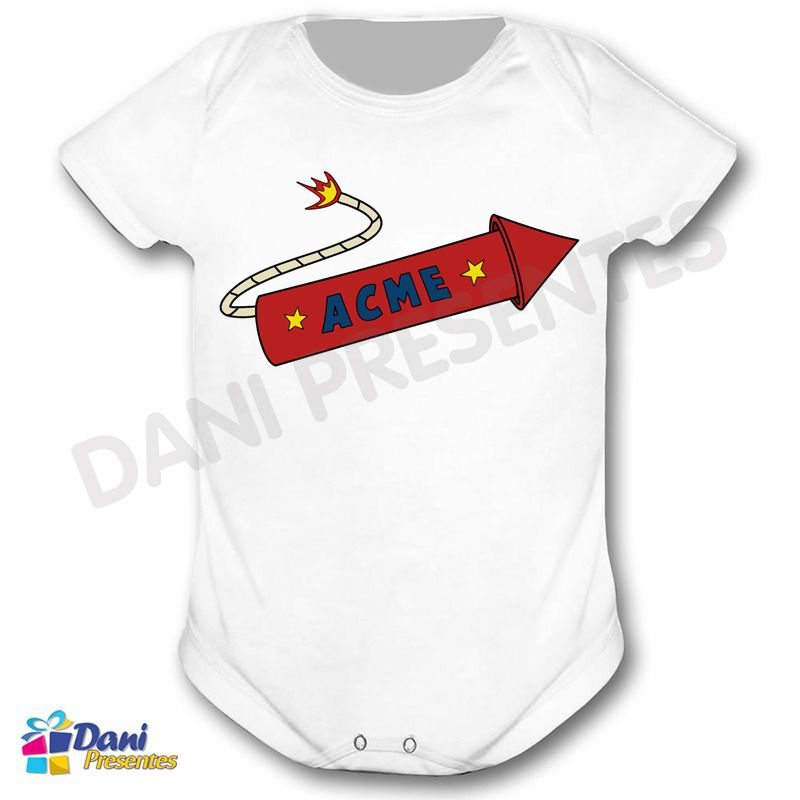 Camiseta ACME Looney Tunes