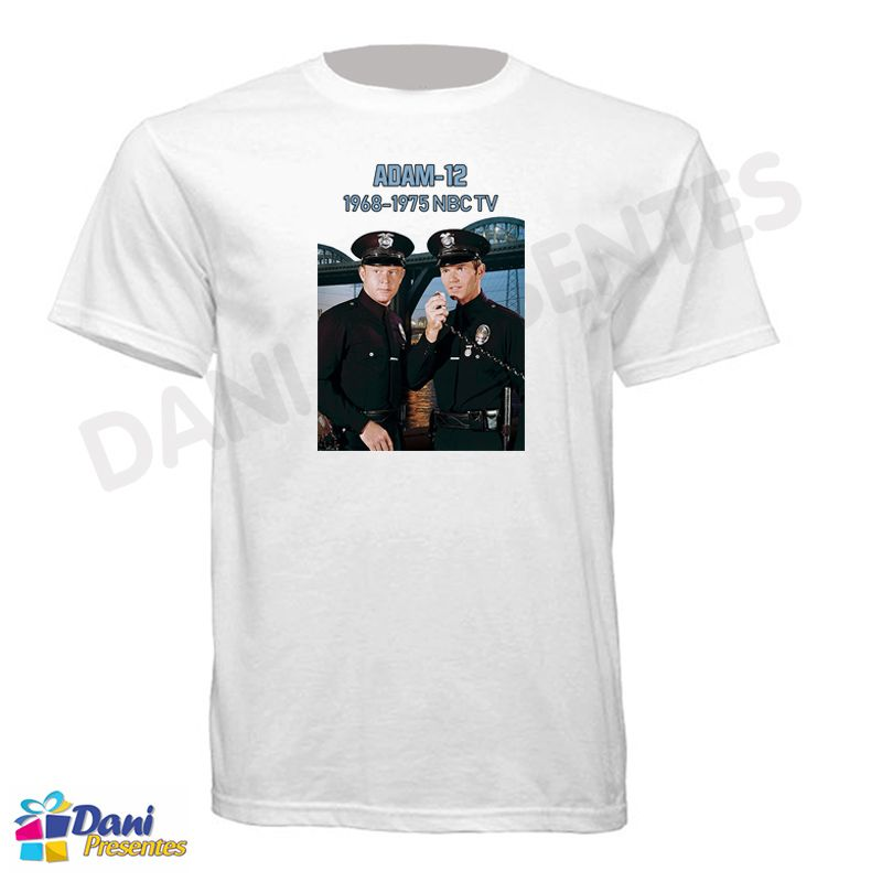 Camiseta Adam 12